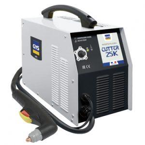 Cutter 25K inverteres plazmavágó beépített kompresszorral
