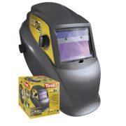 hegesztő fejpajzs automata LCD Expert 9-13 fekete