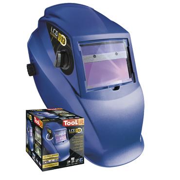 hegesztő fejpajzs automata LCD Expert 9-13G