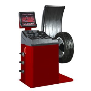 Centírozó gép, kerékkiegyensúlyozó gép