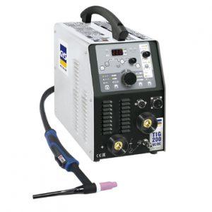 TIG 200 AC/DC HF FV AWI hegesztő inverter