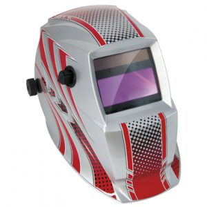 Automata fejpajzs LCD HERMES RED