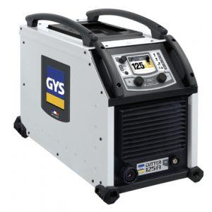 ipari plazmavágó Cutter 125A TRI inverteres plazmavágó